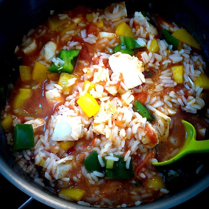 Mexicanske ris
