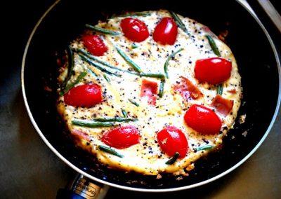 Frokost-æggekage