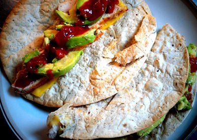 Tortillas (tømmermændsmad v2)