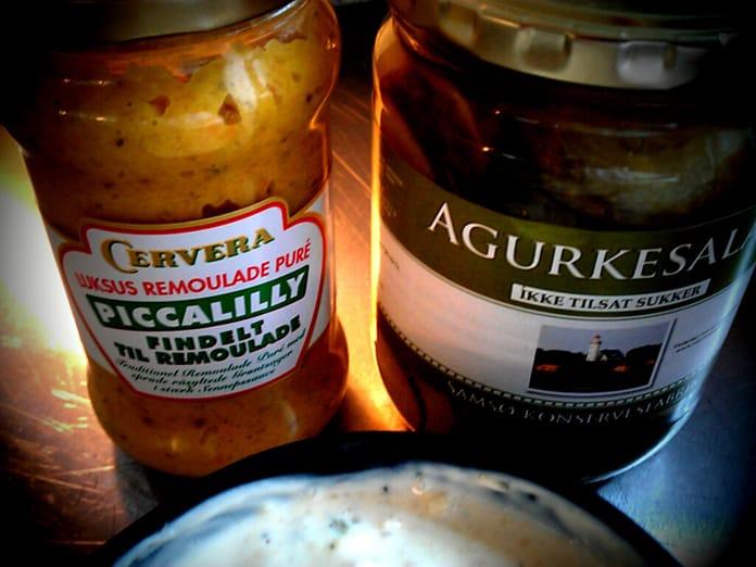Piccalilly og agurkesalat - kalorielet og lækker remoulade