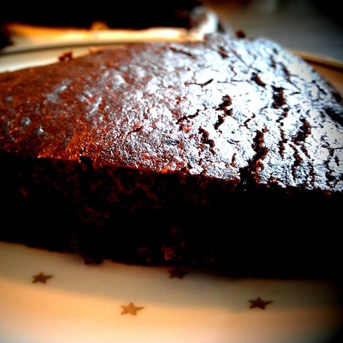 Brownie – lækker, svampet & glutenfri