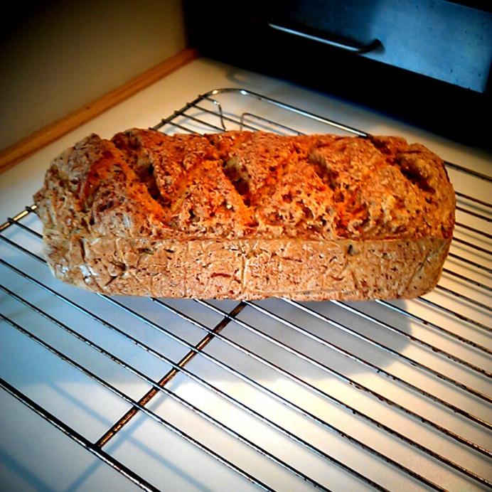 Det gode (mættende) brød, afkøling