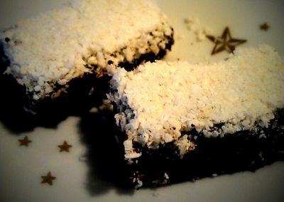 Brownie konfekt (raw)