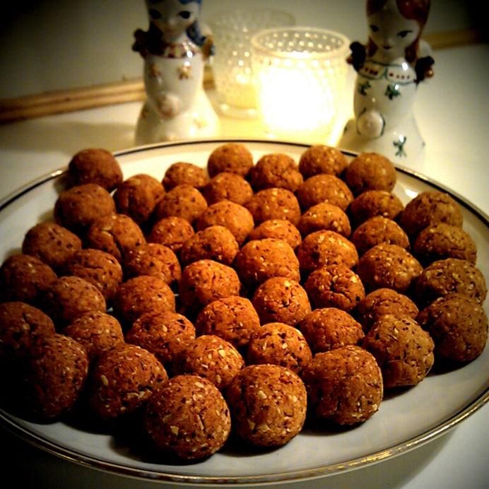 Peberkugler (småkager)