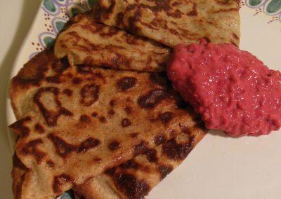 Pandekager og en god pandekagecreme