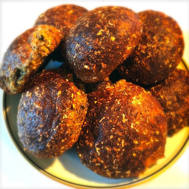 Proteinboller med skyr (uden æg)