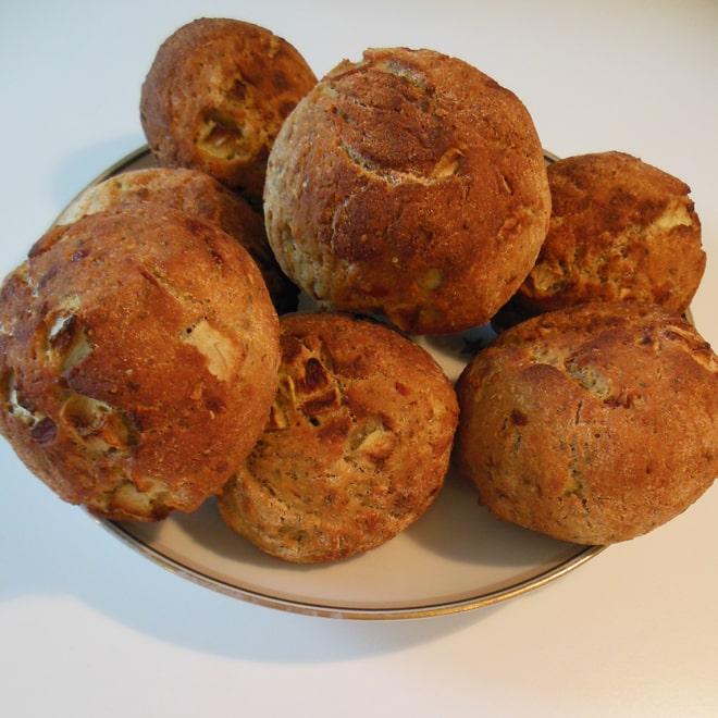 Havregrødsboller, 8 perfekte boller