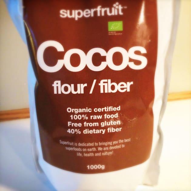 Cocos fiber superfruit