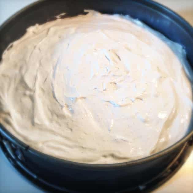 Kagebunden før bagning