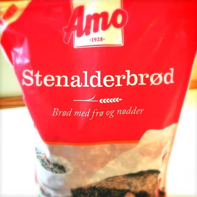 Stenalderbrød mix, Amo